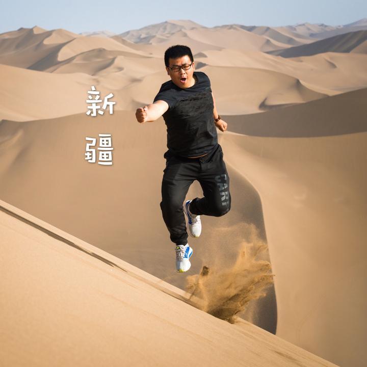 新疆乐游-骆驼